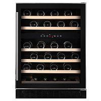 Встраиваемый винный шкаф Temptech VWCR46DB82