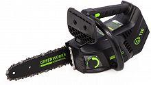 Пила цепная аккумуляторная GreenWorks GD40TCS (без АКБ и З/У)