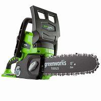 Пила аккумуляторная GreenWorks G24CS25K2