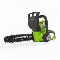 Пила аккумуляторная GreenWorks G40CS30 (без АКБ и З/У)