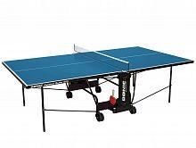 Стол теннисный Donic Outdoor Roller 600 синий