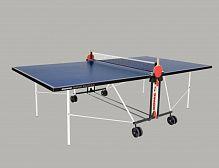 Стол теннисный Donic Indoor Roller Fun blue