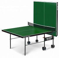 Теннисный стол Start Line Game Indor Green 6031-3 с сеткой