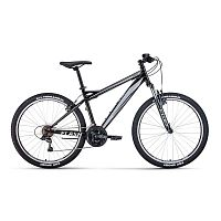 Велосипед Forward Flash 26 1.2 S (2020-2021) 15 (RBKW1M16GS22) черный/серый