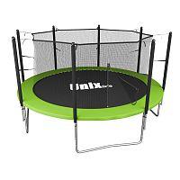 Батут Unix Line Simple 12 ft Green (inside)