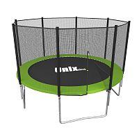 Батут Unix Line Simple 8 ft Green (outside)