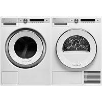 Комплект стиральной и сушильной машины Asko W6098X.W + T608HX.W