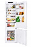 Встраиваемый холодильник Maunfeld MBF193SLFW