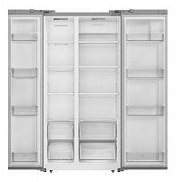 Холодильник Hyundai CS6503FV нержавеющая сталь
