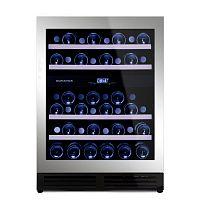 Встраиваемый винный шкаф Dunavox DAU-45.125DSS.TO