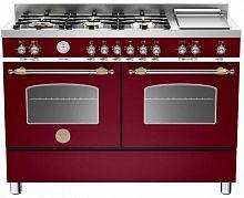 Комбинированная плита Bertazzoni HER120 6G MFE D VIT