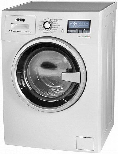 Новая линейка стиральных машин Korting