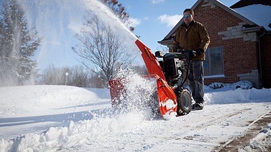 Снегоуборочная техника - как выбрать ? TehnoBT.ru (ТехноБТ)