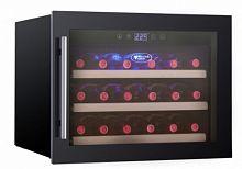 Встраиваемый винный шкаф Cold Vine C18-KBB1